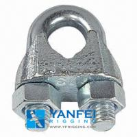 Best DIN741 Steel Wire Rope Clip wholesale