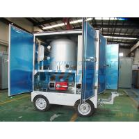 Best China Manufacturer Double Stage Transformer Oil Purification Plant for High Voltage wholesale