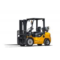 Best 1.5 - 3.5ton Gas Powered Four Wheel Forklift , Heavy Equipment Forklift With Different Engine Option wholesale
