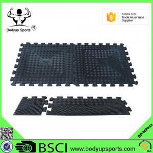 China High Quality Fitness gym interlocking rubber mats on sale