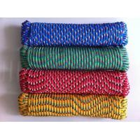 Best Colored Diamond Braided Poly Rope wholesale