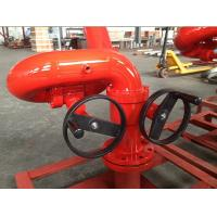 China 2400L/min fire fighting monitor on sale