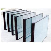 Best Qualified Float Glass Sealed Insulated Glass Unit For Refrigerator Filled With Air wholesale