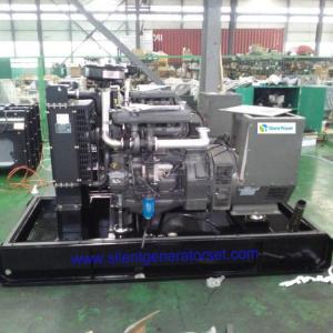 120kva 96kw Standby DEUTZ Diesel Generator Set With TD226B-6D Engine