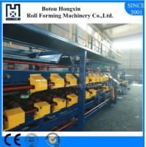 Best Automatic Rock Wool Sandwich Panel Production Line PLC Control System wholesale