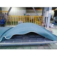 Best Automatic Industrial Laminating Equipment,Curved Laminated Glass Machine for Car Windscreen  2200x3200mm wholesale