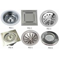 China Perforated hole mesh design sink strainer used in sinks on sale