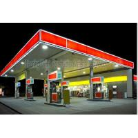 Best AISI ASTM Steel Building Trusses Prefabricated Gas Station Structure wholesale