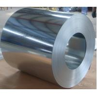 China Anti Corrosion Galvanized Steel Coil 0.15mm Thickness 50g Zinc Coating on sale