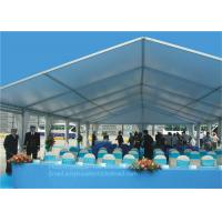 Buy cheap Large Aluminum Frame Clear Span Tents For Outdoor Party / Events / Exhibition product