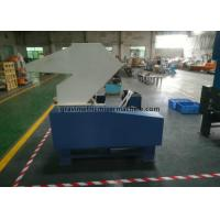 1500 - 1800 KG / Hr Recycling Crusher Machine ,  Low Voice Plastic Bottle Grinder Machine