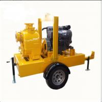 Best 2018 hot on sale centrifugal self suction mining dewatering pump wholesale
