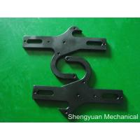Best Al6061 CNC Precision Machining Parts Loading Door Latch with Anodized Black wholesale