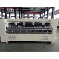Best High Speed Thin Blade Slitter Scorer Machine Electric Adjusted Lifting Type wholesale