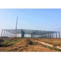 Best Large Span PEB Steel Buildings / Pre Engineered Building Systems Construction wholesale