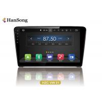 Best HZC VW 21 Vehicle Dvd Player Navigation System For Vw  New Santana wholesale