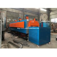 Best 60 KW Muffle Continuous Mesh Belt Furnace 100 KG/H for Drywall Screws wholesale