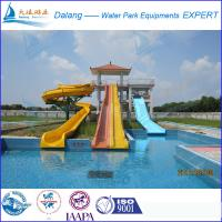 Best Various Color Straight Adult Water Slides For Family wholesale
