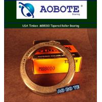 China Heavy Duty ISO 9001 Timken Taper Roller Bearings For Motorcycle Wheel on sale