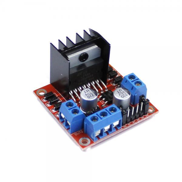 Cheap Stepper Motor Driver Controller Board Dual H Bridge Module L298 for sale