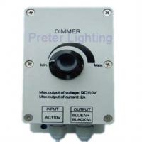 China CH AC110V / 220V 4A led Dimmer Controller With good price on sale