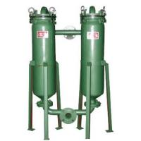 Buy cheap Industrial Bags Duplex Pressure Filters Pressure 0.4MPA Used Extile Chemicals , Edible oil product