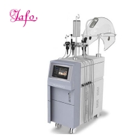 Best LF-821 Oxygen therapy facial machine 9 in 1 multifunction beauty equipment wholesale