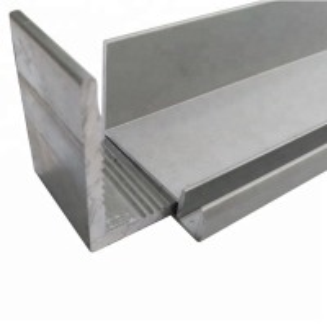 Best Anodized Powder Coated Lightweight Photovoltaic Solar Aluminum Profile wholesale