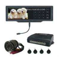 """Best Video Reverse Parking Sensors with 4.3"""" Bluetooth Mirror Monitor wholesale"""