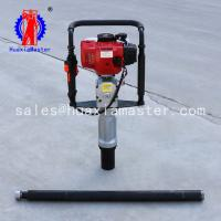 Best soil exploration drilling rig/portable lab sampling drill rig machine without water intact sample for price wholesale