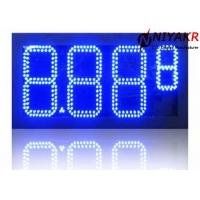 China Waterproof LED Gas Price Signs Petrol Station Price Board Outdoor 8 10 12 16 18 20 24 on sale