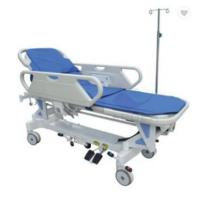 China Hospital Economic Transport Ambulance Stretcher CE ISO ABS Handrails Electric Motor on sale