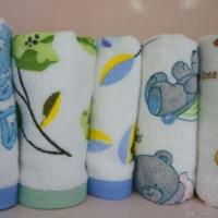 100%polyester Microfiber Towel / Whole Polyester / Hand And Face Towel