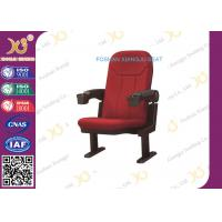 3d 4d 5d 6d Metal feet Theatre Seating Chairs plastic armrest theatre seat with cupholder