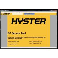 Best software for the forklift diagnostic scanner is for v4.90 with level 0-4 license for the Hyster pc service tool. wholesale