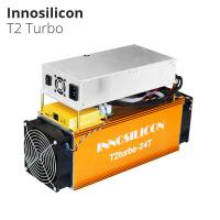 Best Most Efficient Bitcoin Miner Innosilicon T2 Turbo 24Th/s With Psu 1980w wholesale