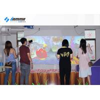 Best Indoor Playground Crazy Ball InteractiveWallProjector Games For Kids Entertainment wholesale