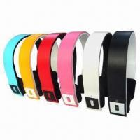 China Bluetooth Stereo Headsets/Microphones for iPhone 4/4G/4S/iPad2/PS3 on sale