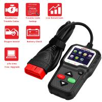 China Universal Auto Diagnostic Tool , Konnwei Auto Code Scanner STM32F103C8T6 Chip on sale