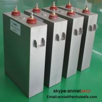 China anti-explosion aluminum case oil filled power capacitor 250UF 3500VDC on sale