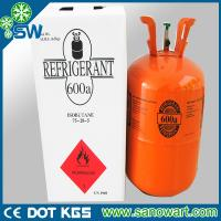 China Car cooling system r600a refrigerant gas for sale on sale