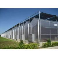 Best UV Protection PC Sheet Greenhouse , Polycarbonate Hydroponic Greenhouse For Medicine wholesale