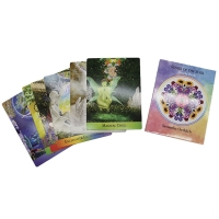 Best PMS Colors Magician Tarot Card Both Side Full Colors Printed wholesale