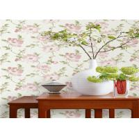 Home Decor Wallpaper Decoration For Living Room , Moisture Resistant