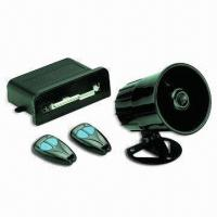 Best Car Alarm System with Remote Door Lock/Unlock Function and Memory Sector Trigger LED Indicator wholesale