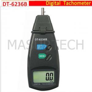 Best Portable Digital 2 in 1 LASER Sensor Photo & Contact Tachometer DT-6236B wholesale