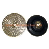 China High Efficiency Concrete Polishing Pads For Floor Grinding Machine on sale