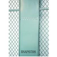 Best Durable Metal Mesh Partitions , Adjustable Wire Mesh Security Partitions 18 Lbs wholesale