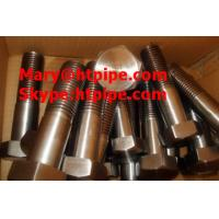Best stainless steel UNS S31008 square head bolt wholesale