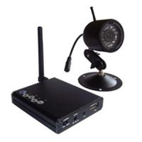 China 2.4G Wireless CCD Outdoor Camera and Receiver Kits) on sale